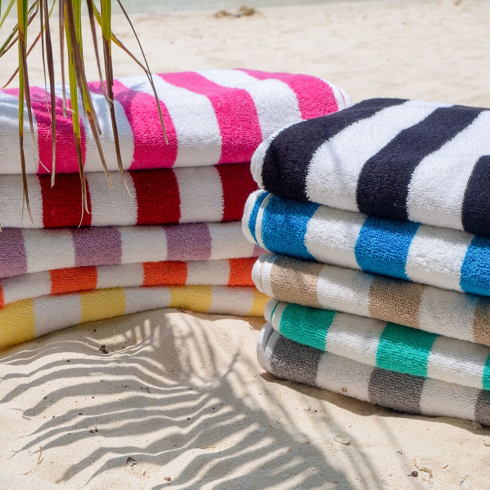 Back to the Beach with the Best Beach Towels Around
