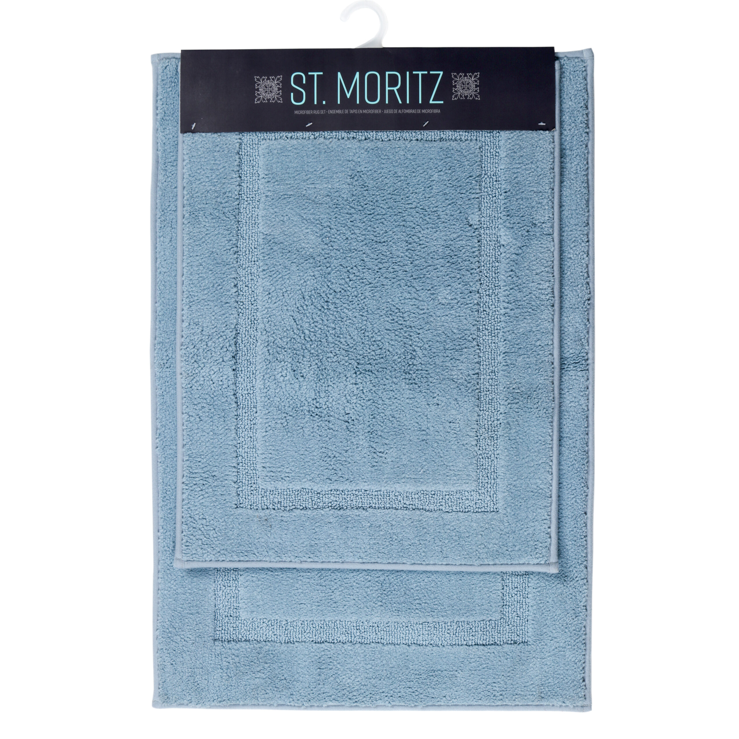 St Mortiz Rug Collection - Stratosphere, Solids