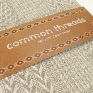 Common Threads Throws