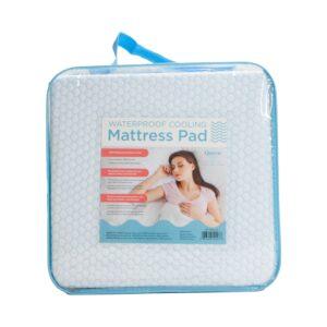 Cooling Waterproof Mattress Pads