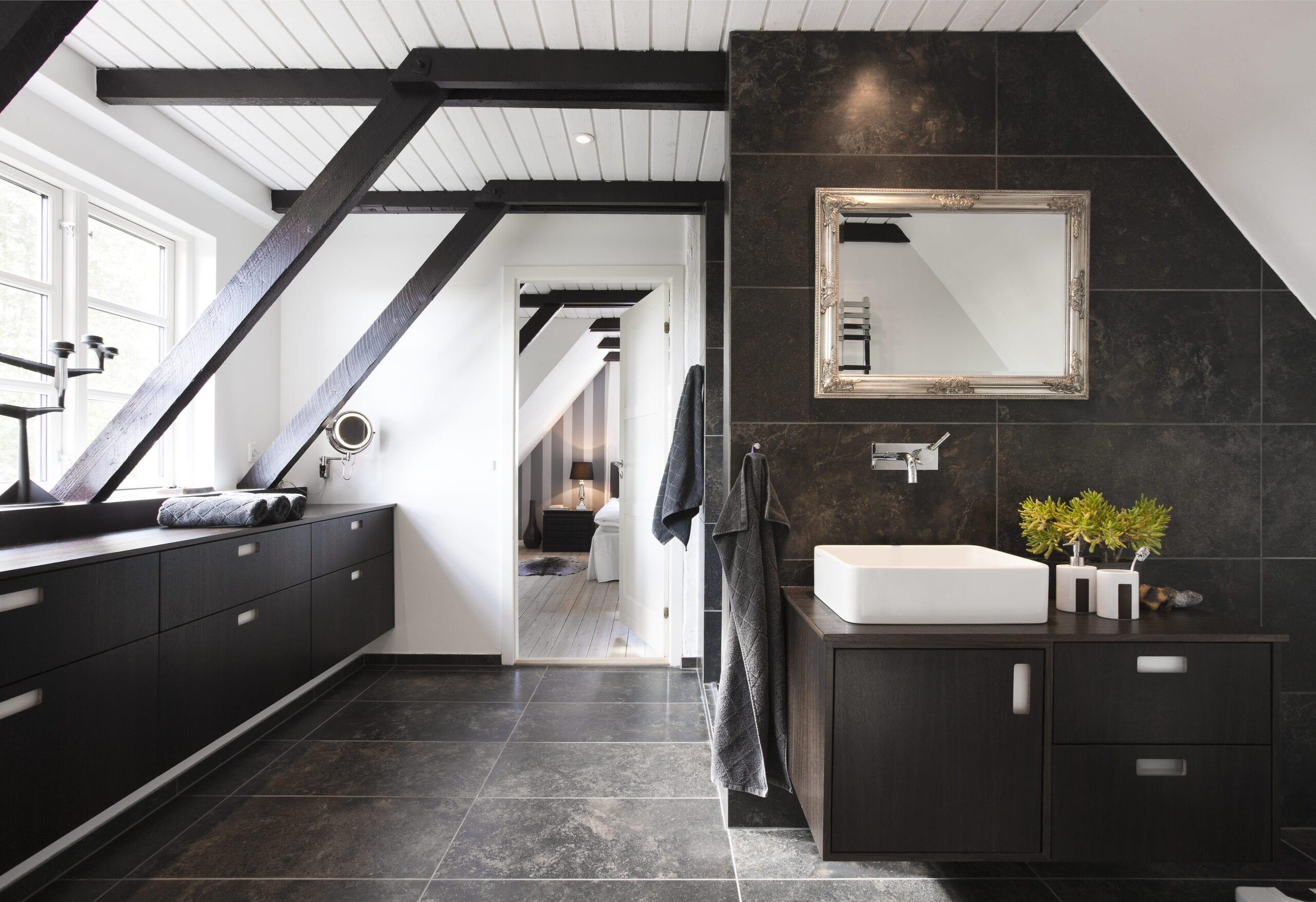 Create a Serene Bathroom with a Monochromatic Palette